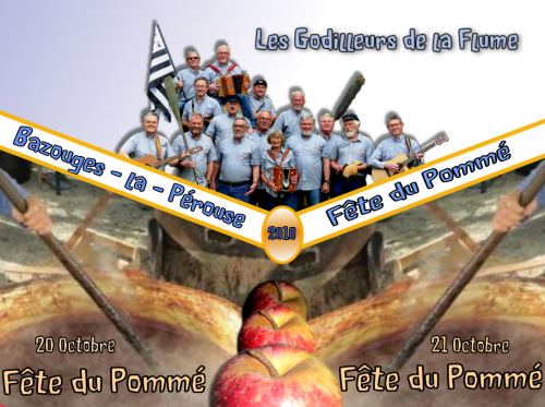 Affiche fête du Pommé 2018 bazouges.PNG